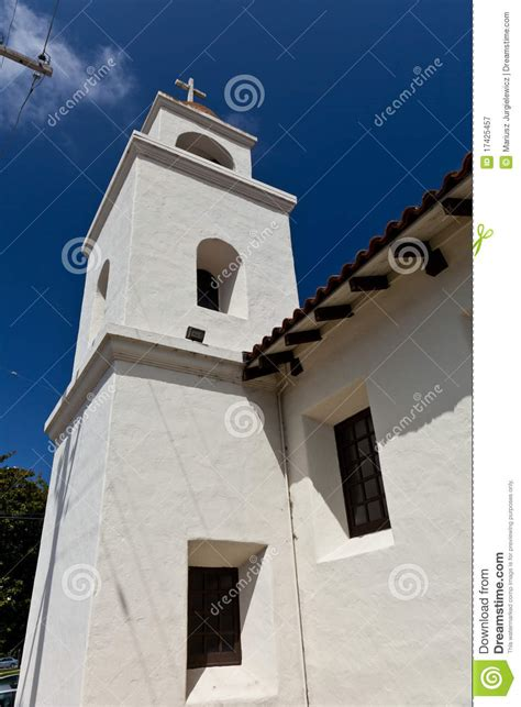 mission santa cruz royalty free stock photography image