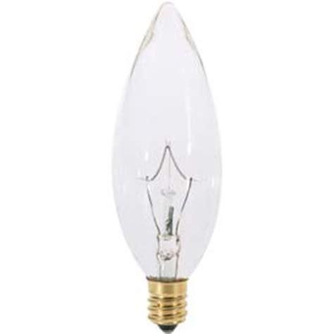 "Bulbs  Incandescent Bulbs  Type ""b"", ""c"" & ""f"