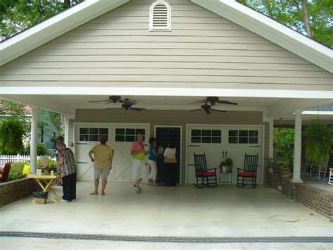 Port Side Garage by The Country Diary Of A Southern Container Gardens