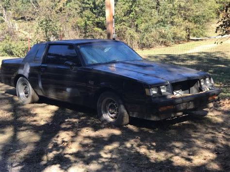 Buick Grand National Parts 1987 buick grand national cheap for parts or fixer