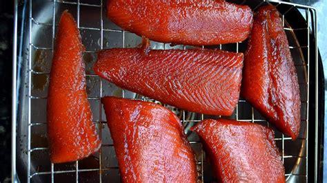 smoke salmon easy smoked fish recipe youtube