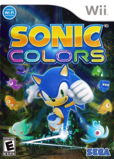 Sonic Colors Wii Iso Download Usa