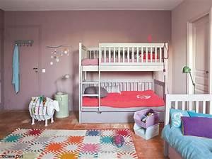 Chambre De Fille De 10 Ans : les 40 plus belles chambres de petites filles elle d coration ~ Farleysfitness.com Idées de Décoration