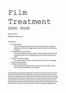 17 best ideas about film treatment on pinterest lebbeus With film treatment template