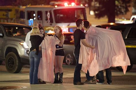 slaughtered  mass shooting  california country  bar  marine commits suicide