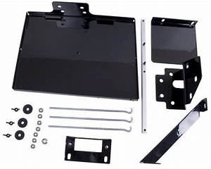 Rugged Ridge 11214 50 Dual Battery Tray For 70