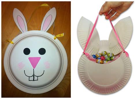 paper basket craft  paper easter paper