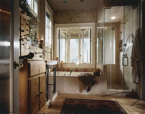 bathroom design idea stone styling howstuffworks