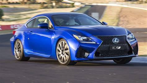 Lexus Rcf Price And Features For Australia