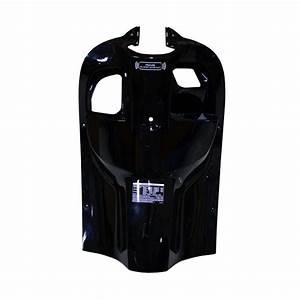 Cover Inner R Seat Black  U2013 Scoopy Esp K93  81141k93n00zj