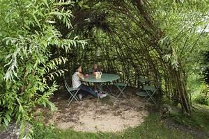 Construire Sa Cabane : construire une cabane en saule la salamandre ~ Melissatoandfro.com Idées de Décoration
