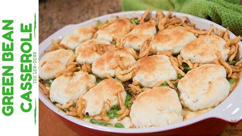 southern green bean casserole vegan recipe  youtube