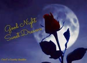 Country Good Night Sweet Dreams