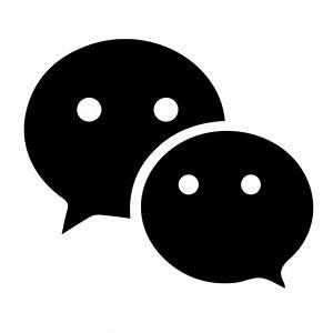 Wechat PNG Transparent Wechat.PNG Images. | PlusPNG