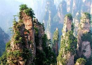 Wulingyuan, Scenic, Area, Zhangjiajie, Wulingyuan, China