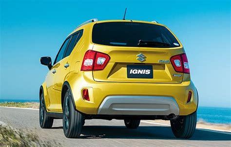 Suzuki Ignis Kenya: Reviews, Price, Specifications, Import ...
