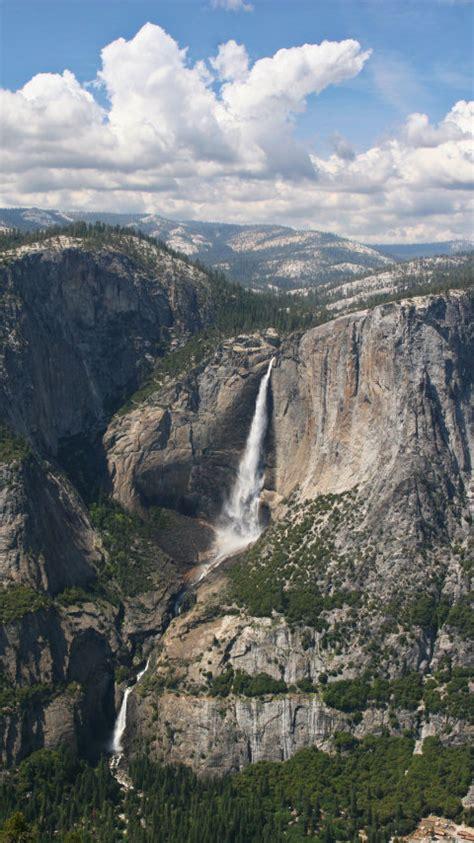 Yosemite Cell Phone Wallpapers Falls