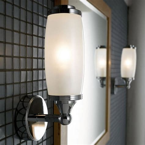 imperial toledo wall light with glass shade uk bathrooms