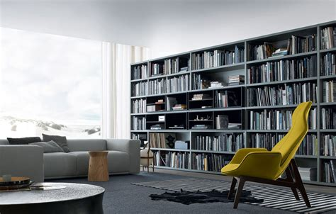 wall system bookcases poliform wall system news 2015