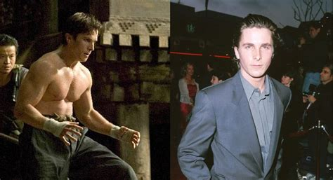 What Actors Ate Bulk Slim Down For Movie Roles