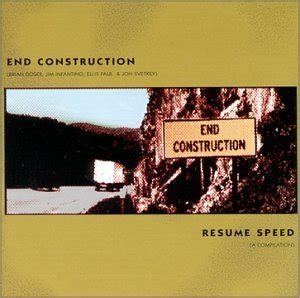 end construction resume speed