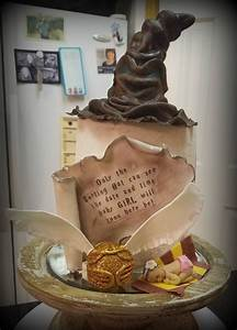 Harry Potter Baby Shower Cake - CakeCentral com