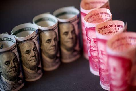 chinese yuan  weaken     dollar