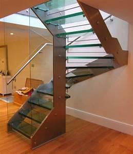 Treppenstufen Aus Glas : treppenhaus gestalten praktische und sthetische tipps ~ Bigdaddyawards.com Haus und Dekorationen