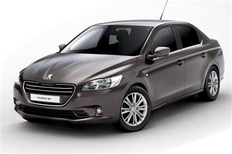Peugeot India by New Peugeot 301 Headed To India Car News Mid Size