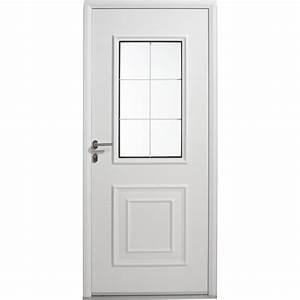 porte d39entree aluminium utah artens poussant gauche h With porte d entrée occasion