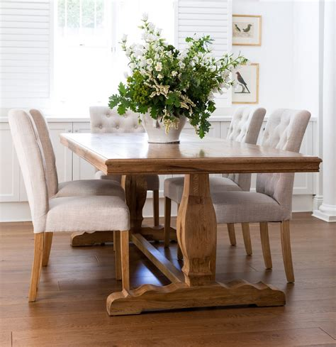farm style table with bench farmhouse style dining table introducing the charm of