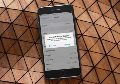 what are carrier settings for iphone carrier settings update what it is and how to check for it