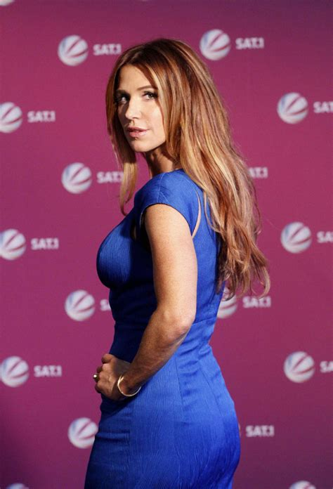 poppy montgomery   unforgettable photocall  berlin