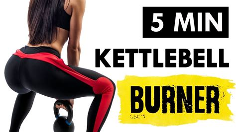 kettlebell loss weight workout booster minute metabolism