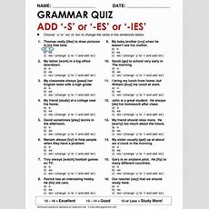 Best 600+ Worksheets, Activities Images On Pinterest  English Grammar, English Class And Learn