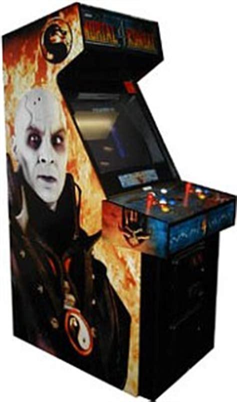Mortal Kombat Arcade Cabinet Ebay by Mortal Kombat 4 Videogame By Midway