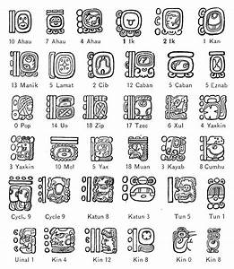 Mayan Symbols and Meanings | mayan | Pinterest