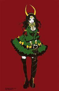 Lady Loki Anime