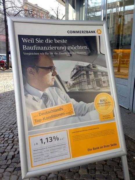 commerzbank baufinanzierung vergleich  im check