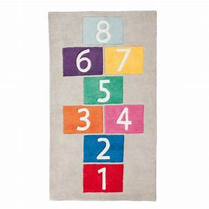 tapis marelle With tapis enfant marelle