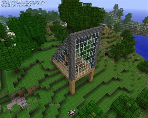 weird house  minecraft map