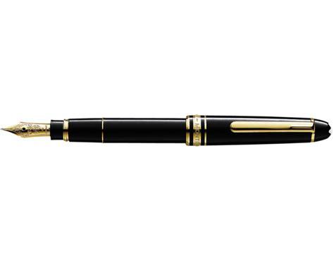 les stylos montblanc les stylos meisterstuck montblanc