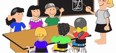 Clipart Student Teacher Teachers Students Middle Clip