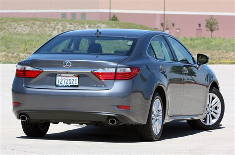 2013 Lexus Es 350 First Drive Photo Gallery Autoblog
