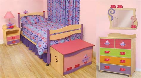 How Amazing Functional Little Girls Furniture In Small