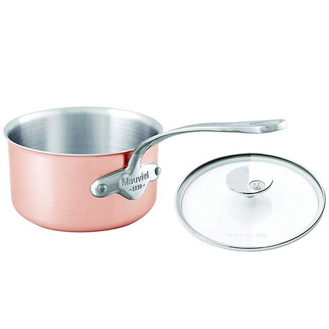 mauviel  copper cookware product finecooking