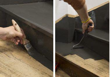 peindre un escalier en bois avec la peinture r 233 novation v33 d 233 co escalier et couloir stairs