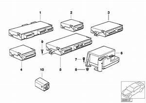 1994 Bmw 325i Rollover Sensor  Control  Units - 67918372870