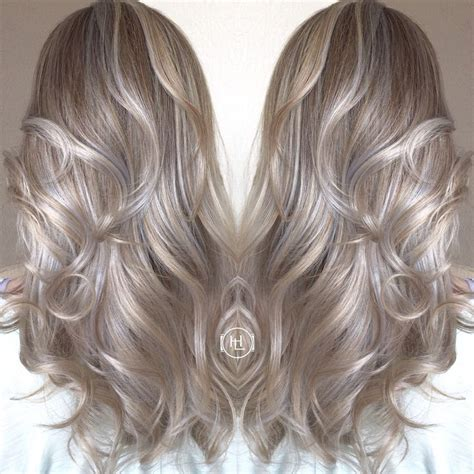 silber blond haare pin by mel t on temptation to dye hair haar