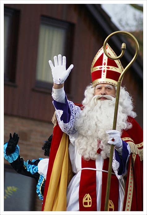 Nikolaus In Den Niederlanden by So Feiern Die Niederl 228 Nder Nikolaus
